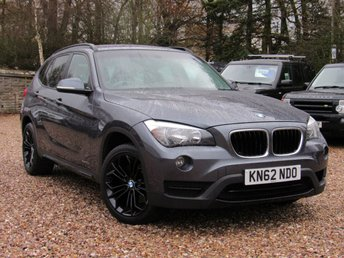 2012 BMW X1 2.0 XDRIVE20D SPORT 5d 181 BHP £9750.00