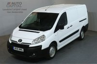 USED 2016 16 TOYOTA PROACE 2.0 L2H1 HDI 1200 6d 127 BHP LWB AIR CON VAN FOG LAMPS AIR CONDITIONING