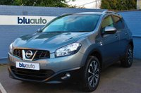 USED 2012 61 NISSAN QASHQAI 1.6 N-TEC 5d 117 BHP Two Private Owners with a Full Service History, Satellite Navigation, Rear Parking Camera with Rear Parking Sensors, Panoramic Sunroof, Cruise Control