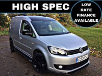 2014 VOLKSWAGEN CADDY 1.6 C20 TDI 140 BHP HIGH SPEC  £8495.00