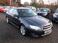 USED 2009 09 SUBARU LEGACY 2.0 REN AWD 4d 165 BHP ****Great Value economical family car with excellent service history, drives superbly****