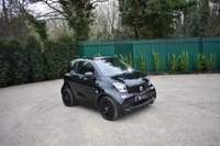 USED 2016 16 SMART FORTWO 1.0 EDITION BLACK 2d 71 BHP