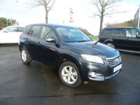 USED 2010 60 TOYOTA RAV4 2.2 XT-R D-4D 5d 150 BHP SERVICE HISTORY, BLUETOOTH, HEATED SEATS, CLIMATE CONTROL, DAB RADIO, DIFF LOCK, AUTO LIGHTS, AUTO WIPERS