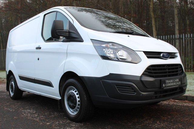 c5eded0fd0 2015 Ford Transit Custom 290 LR P V £9