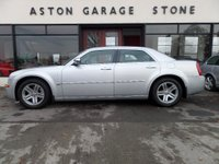 USED 2007 07 CHRYSLER 300C 3.0 CRD AUTO 218 BHP **SAT NAV * LOW MILES** ** SUNROOF * SAT NAV * HEATED LETHER **