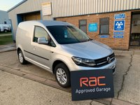 2017 VOLKSWAGEN CADDY 2.0 C20 TDI HIGHLINE 1d 101 BHP £10995.00