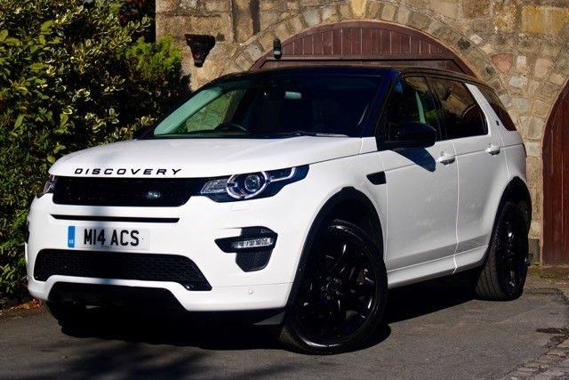 2010 LAND ROVER DISCOVERY SPORT 2.7TD V6 GS Station Wagon 5d 2720cc