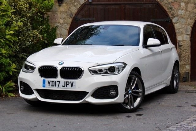 2017 BMW 1 SERIES 1.5TD (116bhp) 116d Eff Dyn Plus (s/s) Sports Hatch 5d 1496cc