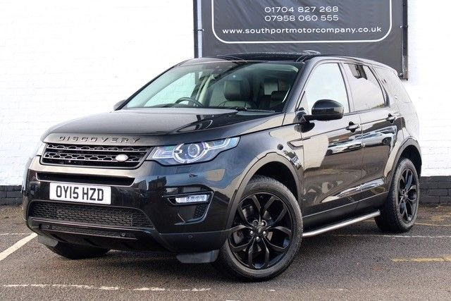 2015 15 LAND ROVER DISCOVERY 2.2 ALL VARIANTS 5d