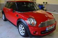 USED 2013 13 MINI HATCH COOPER 1.6 COOPER D 3d