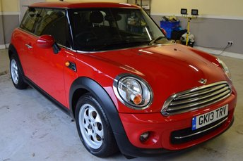 2013 MINI HATCH COOPER