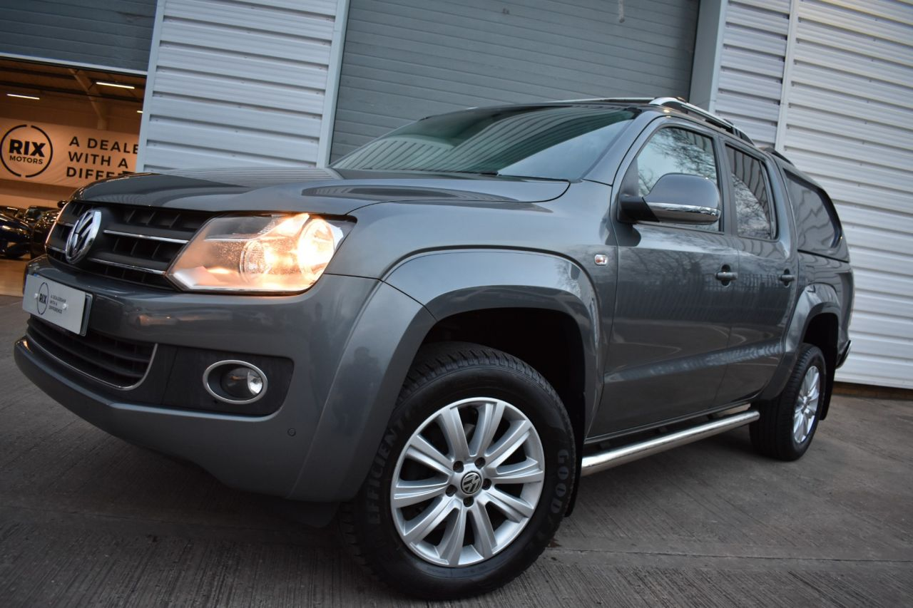 Used VOLKSWAGEN AMAROK for sale
