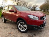 2011 NISSAN QASHQAI 1.5 ACENTA DCI 5d + 2 FORMER KEEPERS + EXTRAS £4975.00