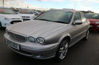 USED 2005 55 JAGUAR X-TYPE 2.0 SPORT D 4d 130 BHP * 25% DEPOSIT SHORTFALL SHORT TERM FINANCE AVAILABLE TO ALL (NO CREDIT CHECKS)  *