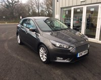 USED 2017 17 FORD FOCUS 1.0 TITANIUM NAVIGATOR ECOBOOST 125 BHP THIS VEHICLE IS AT SITE 1 - TO VIEW CALL US ON 01903 892224