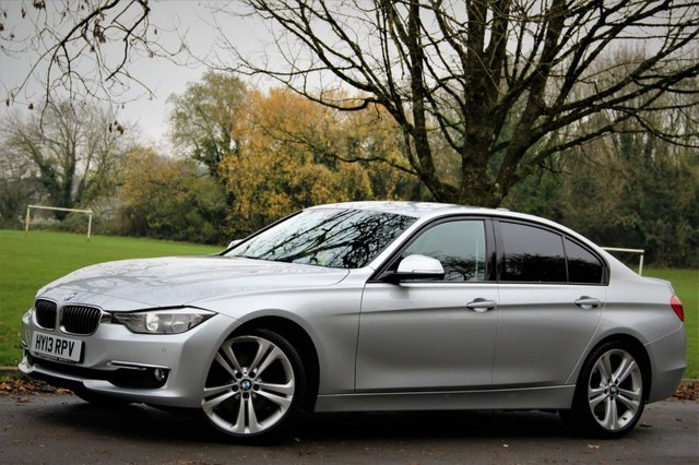 2013 13 BMW 3 SERIES 3.0 330D LUXURY 4d AUTO 255 BHP