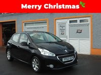 USED 2013 63 PEUGEOT 208 1.2 ACTIVE 5d 82 BHP £20 Road tax - Low insurance - Touchscreen monitor