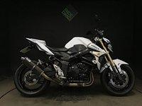 2011 SUZUKI GSR 750. 2011. FSH. NICE EXTRAS. 15K MILES. LOVELY BIKE  £3650.00