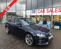 USED 2008 08 AUDI A4 2.0 TDI SE 4d 141 BHP NO DEPOSIT AVAILABLE, DRIVE AWAY TODAY!!