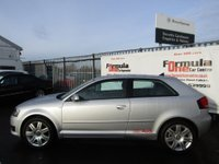 USED 2010 60 AUDI A3 1.6 Technik 3dr FULL MOT+FULL HISTORY+VALUE