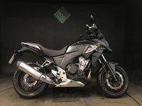2013 HONDA CB 500 XA-D. 2013. 19966 MILES. FSH. ABS  £3295.00