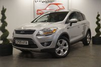 USED 2009 09 FORD KUGA 2.0 ZETEC TDCI AWD 5d 134 BHP **HPI CHECKED AND CLEAR,, ONLY 79K,, PRIVACY GLAS, AUX,, STOP/START,, KEYLESS ENTRY AND START,, ALLOYS,, CLEAN INTERIOR,, PARKING SENSORS,, VERY LARGE BOOT WITH 12V SOCKET,, MULTI FUNCTIONAL STEERING WHEEL GOOD CONDITION COSMETICALLY WITH VERY FEW BLEMISHES FOR ITS AGE,, DRIVES SUPERB WITHIN THE CITY AND ON MOTORWAY ROADS,, LONG MOT AND SPARE KEY**