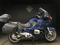 2004 BMW R 1150 RT 2004. ABS. H GRIPS. 30K MILES. SERVICED. DAY RIDING LIGHTS.  £2750.00
