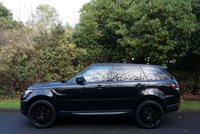 USED 2016 65 LAND ROVER RANGE ROVER SPORT 3.0 SDV6 HSE DYNAMIC 5d AUTO 306 BHP