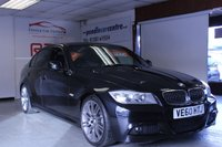 2011 BMW 3 SERIES 2.0 320D SPORT PLUS EDITION 4d AUTO 181 BHP £8395.00