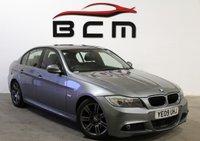 2009 BMW 3 SERIES 2.0 318D M SPORT 4d 141 BHP £4785.00
