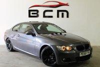 2008 BMW 3 SERIES 3.0 330I M SPORT 2d 269 BHP £7985.00
