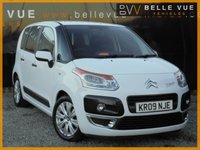 USED 2009 09 CITROEN C3 PICASSO 1.6 PICASSO VTR PLUS HDI 5d 90 BHP *GREAT VALUE, 9 SERVICE STAMPS*