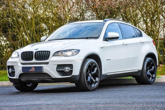2011 BMW X6 3.0 XDRIVE40D 4d AUTO 302 BHP