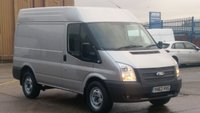 2014 FORD TRANSIT 330 FWD 2.2 TDCI 125 SWB MID/ROOF VERY LOW MILES F/S/H £300 CASH BACK IN DECEMBER!!! 1 OWNER FREE 12 MONTHS WARRANTY COVER  £8490.00