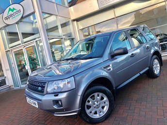 2012 LAND ROVER FREELANDER 2 2.2 TD4 XS (WINTER PACK) 5d 150 BHP £12500.00