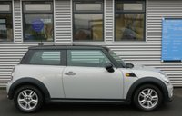 USED 2012 12 MINI HATCH COOPER 1.6 COOPER 3d 122 BHP