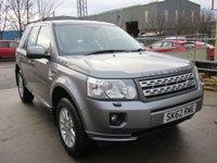 2012 LAND ROVER FREELANDER 2.2 SD4 XS 5d AUTO 190 BHP £14495.00