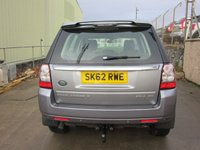 USED 2012 62 LAND ROVER FREELANDER 2.2 SD4 XS 5d AUTO 190 BHP