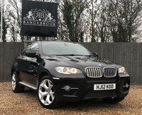 2012 BMW X6 3.0 XDRIVE30D 4dr AUTO £18999.00