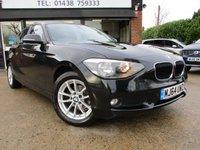 2014 BMW 1 SERIES 2.0 118D SE 5d 141 BHP £9500.00