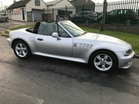 2002 BMW Z3 2.2 Z3 ROADSTER 170ps 79000 miles coming sought after  £3995.00