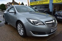 USED 2013 63 VAUXHALL INSIGNIA 2.0 SRI CDTI ECOFLEX S/S 5d 160 BHP COMES WITH 6 MONTHS WARRANTY