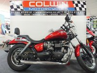 USED 2012 12 TRIUMPH SPEEDMASTER SPEED MASTER 865  ONLY 6,000 MILES WITH FSH!!!