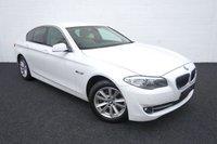 2012 BMW 5 SERIES 2.0 520D EFFICIENTDYNAMICS 4d 181 BHP £10444.00