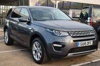 2015 LAND ROVER DISCOVERY SPORT 2.2 SD4 HSE 5d AUTO 190 BHP £22995.00
