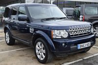 USED 2013 63 LAND ROVER DISCOVERY 4 3.0 SDV6 HSE 5d AUTO 255 BHP