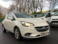 USED 2016 66 VAUXHALL CORSA 1.2 SPORTIVE CDTI S/S 1d 95 BHP All Vehicles with minimum 6 months Warranty, Van Ninja Health Check and cannot be beaten on price!
