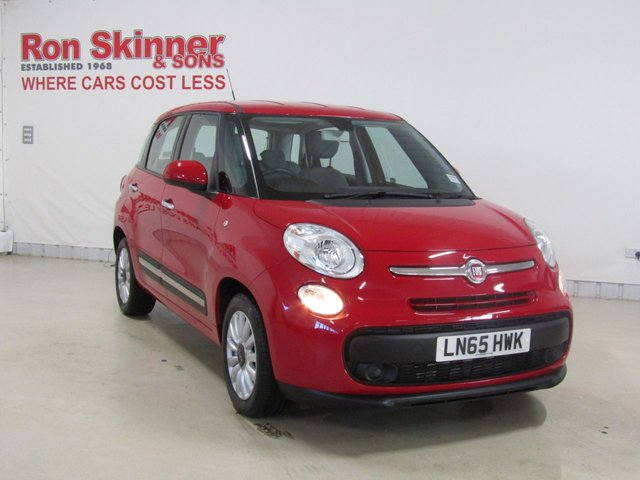 View our 2015 65 FIAT 500L 1.6 MULTIJET POP STAR 5d 120 BHP