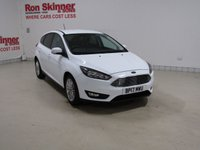 USED 2017 17 FORD FOCUS 1.0 ZETEC EDITION 5d 100 BHP