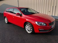 2015 VOLVO V60 2.0 D4 BUSINESS EDITION ESTATE 178 BHP MANUAL £10495.00